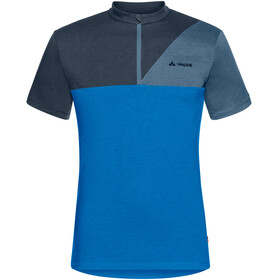 VAUDE Tremalzo IV Shirt Men radiate blue